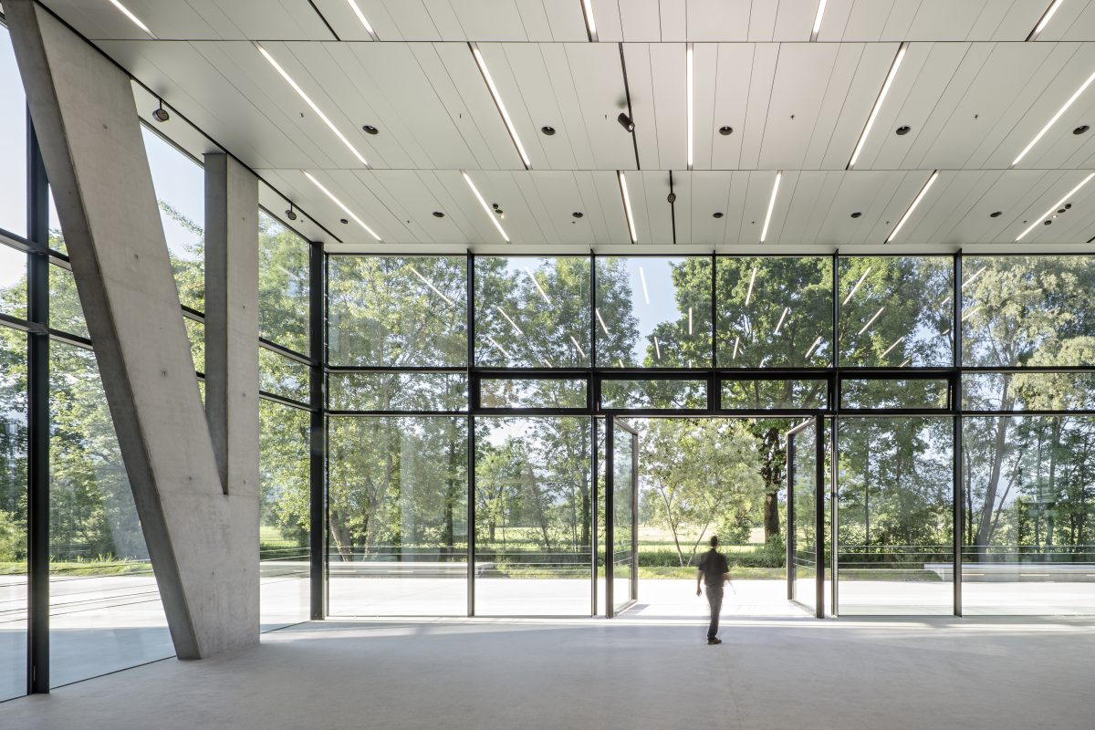 Doppelmayr BüroHoheBrücke Ausstellungshalle