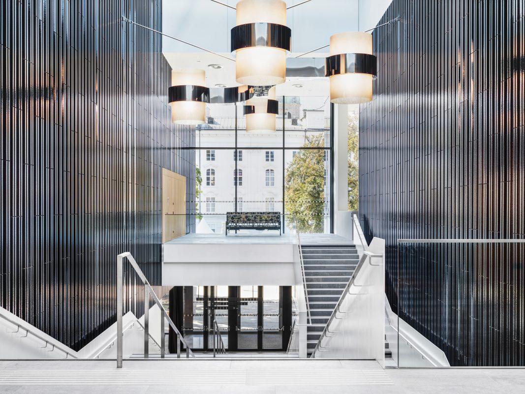 Haus der Musik Innsbruck Eingang
