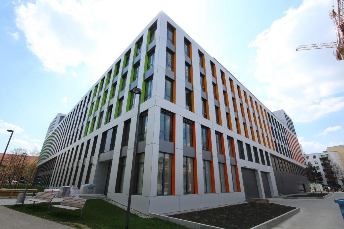 Smarthouse München Eckansicht