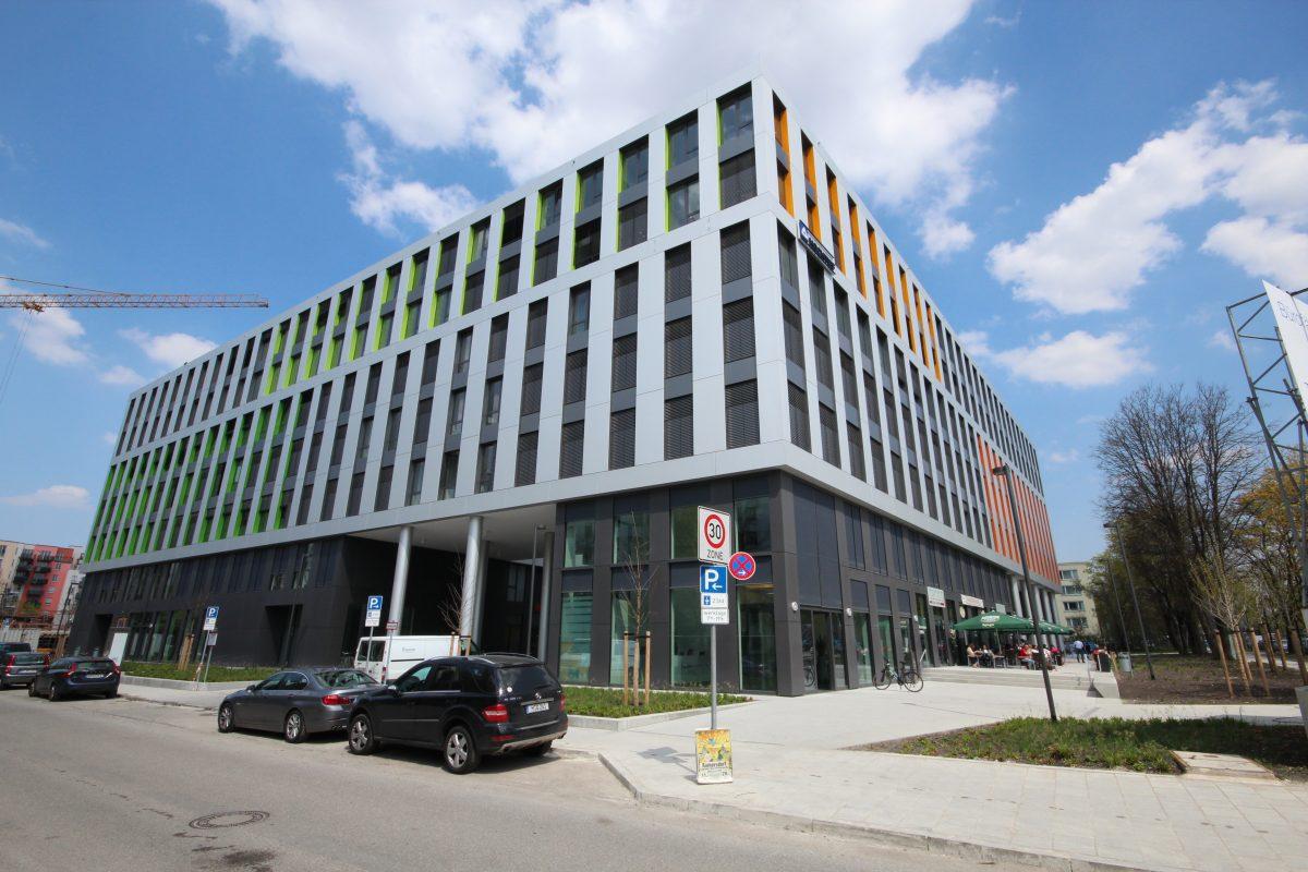Smarthouse München Gebäude gesamt