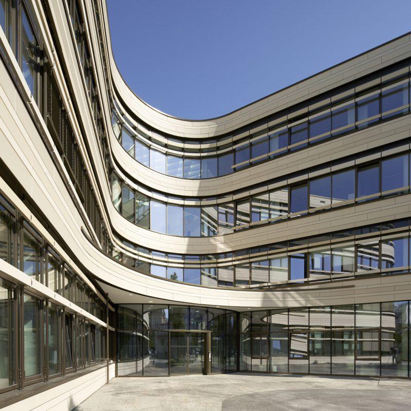 Klinikum rechts der Isar, München TranslaTUM
