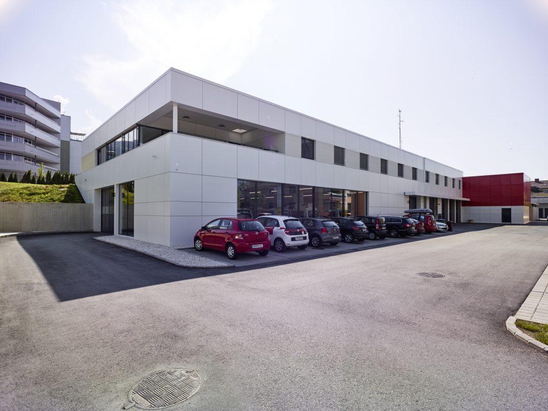 Rotes Kreuz Zentrale, Wolfsberg 3