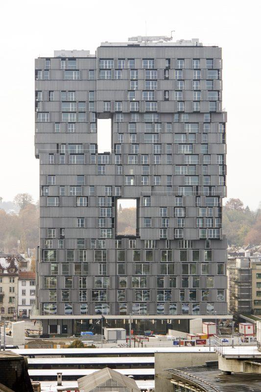 MOH Basel Fassade