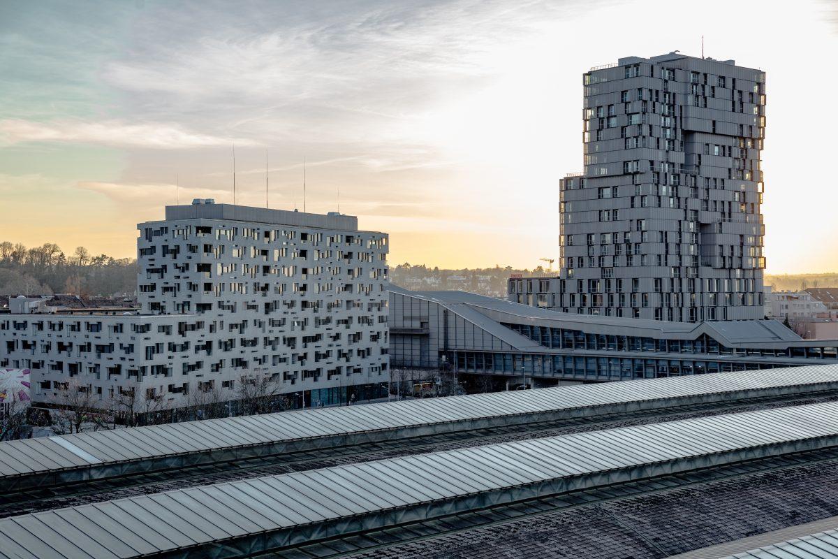 MOH Basel Fassade Gesamtansicht