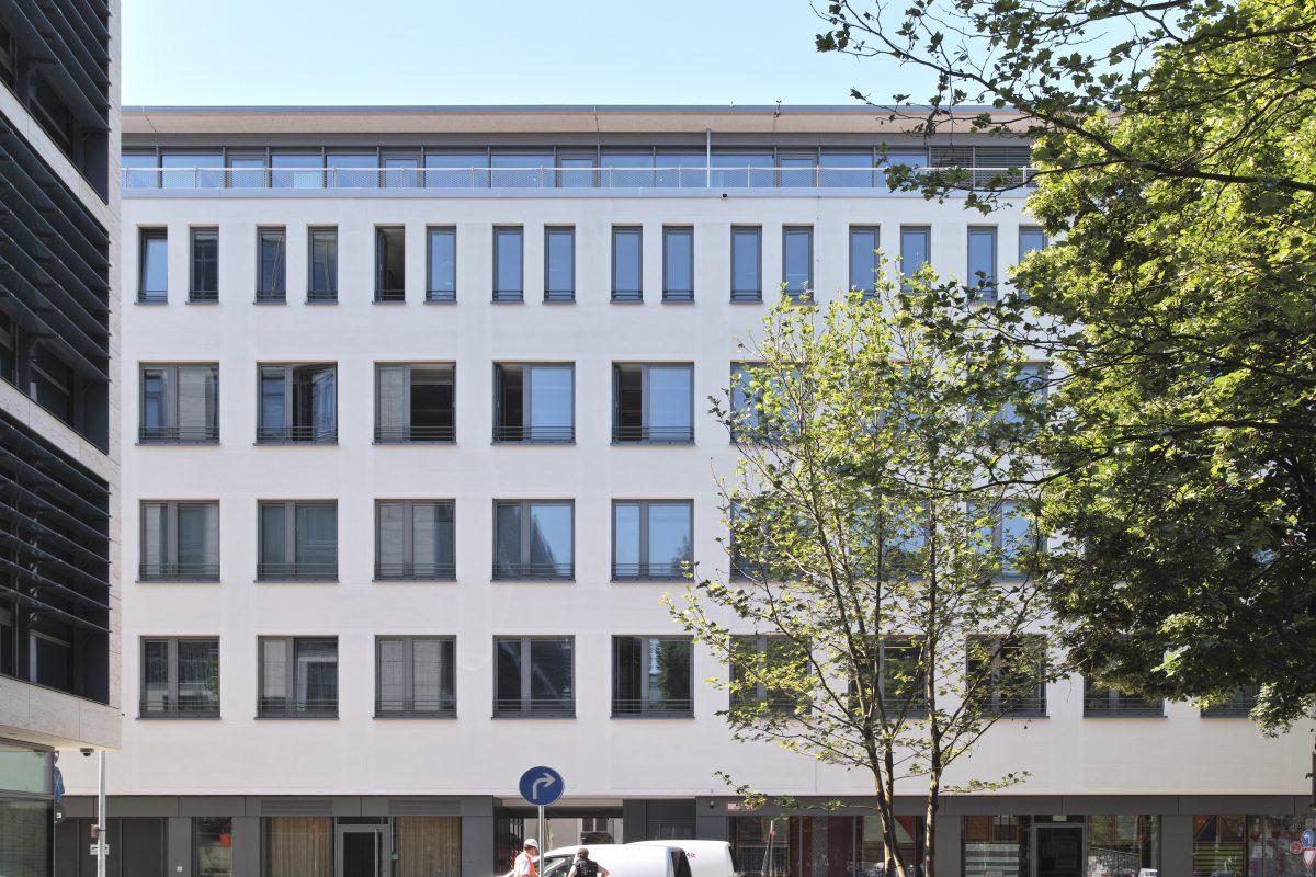 Briennerstraße 14, München Fassade