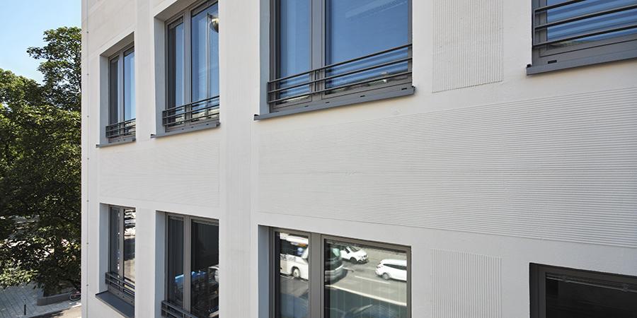 Briennerstraße 14, München Ansicht Fenster