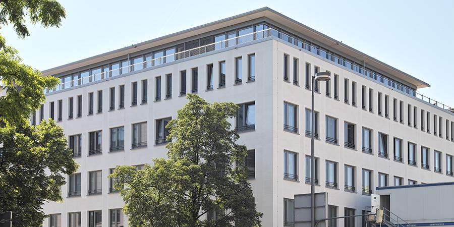 Briennerstraße 14, München Hausecke