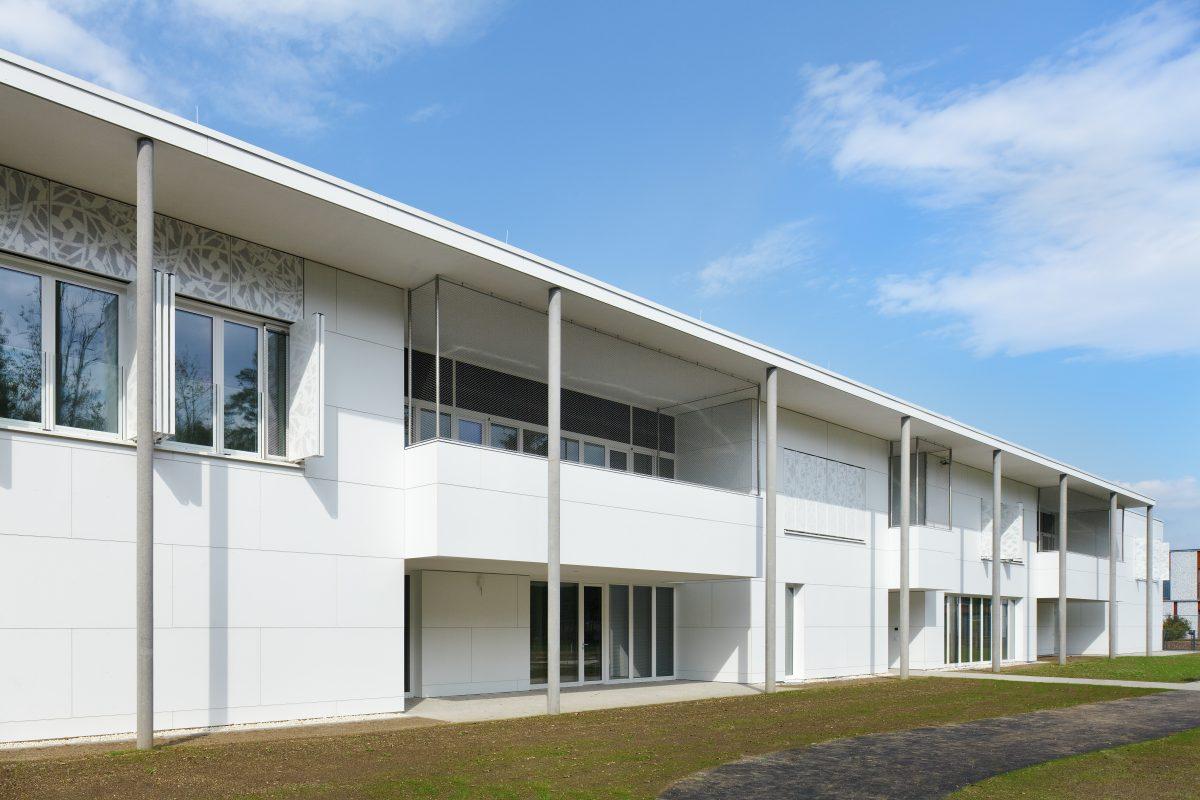 Landesklinikum Mauer: Haus 42, Amstetten