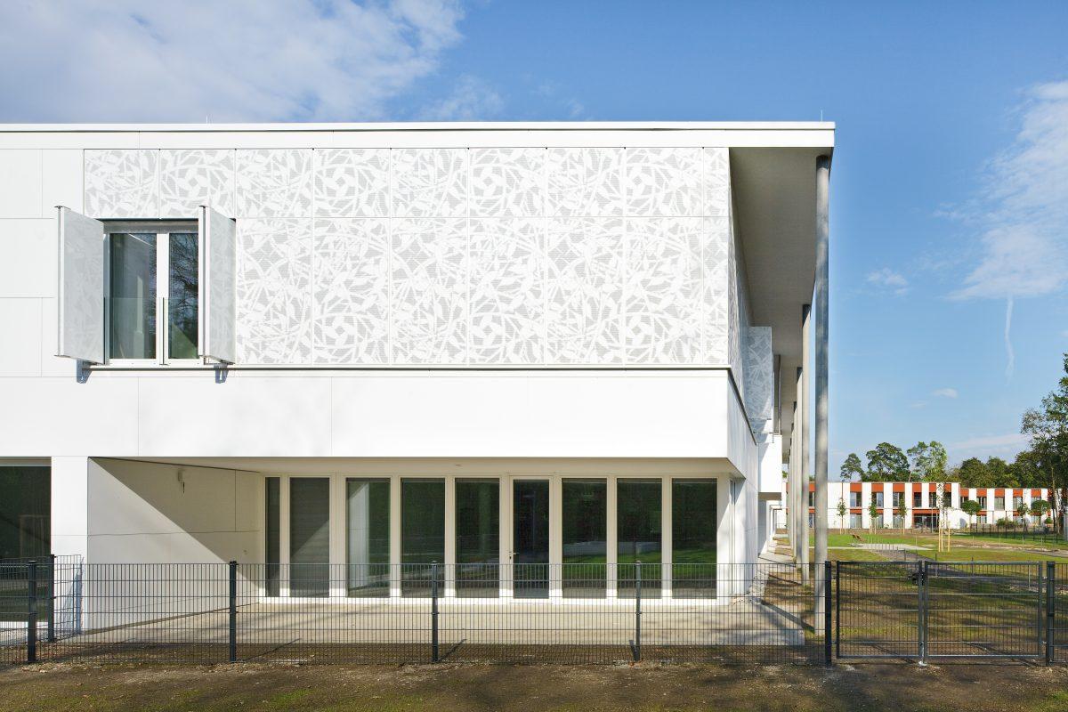 Landesklinikum Mauer: Haus 42, Amstetten 2