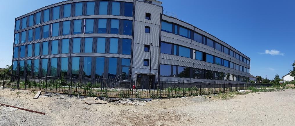 LUNOS Lüftungstechnik GmbH, Berlin Ansicht Rundung