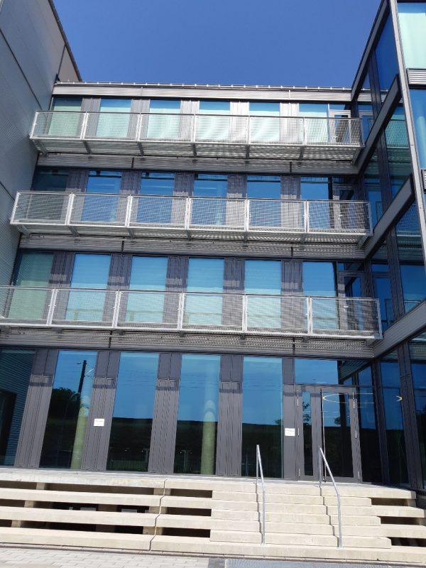 LUNOS Lüftungstechnik GmbH, Berlin Eingang