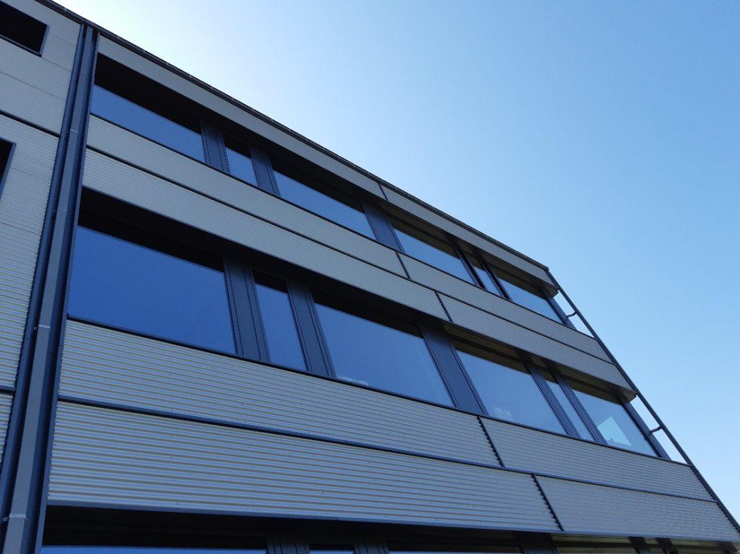 LUNOS Lüftungstechnik GmbH, Berlin Fensterband Detail