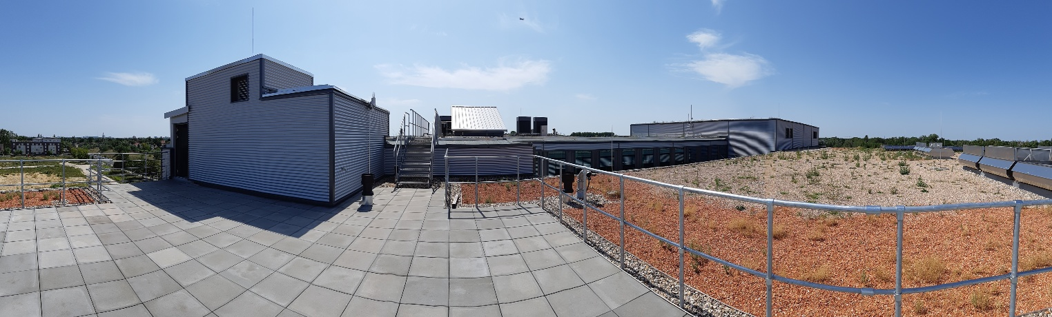 LUNOS Lüftungstechnik GmbH, Berlin Panorama