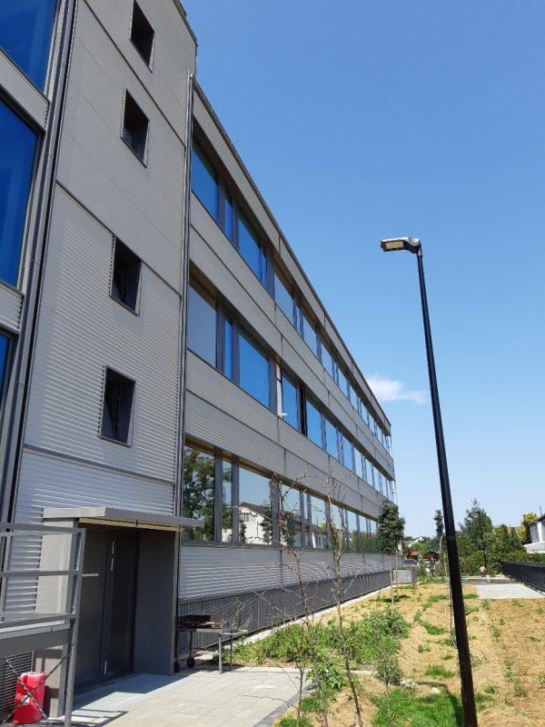 LUNOS Lüftungstechnik GmbH, Berlin Ansicht Fenster