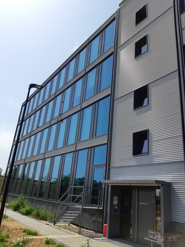 LUNOS Lüftungstechnik GmbH, Berlin Fassade