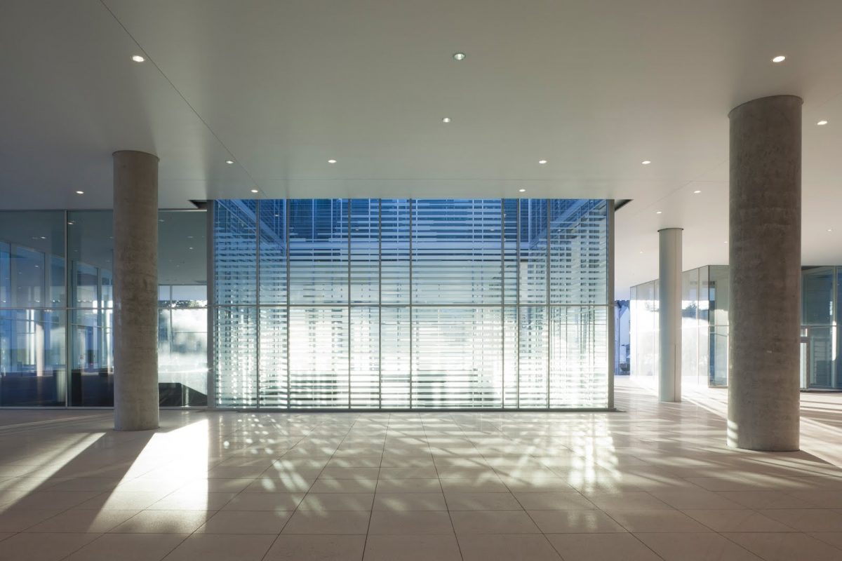 Universität Salzburg: Fakultät für Kultur- und Gesellschaftswissenschaften Ansicht innen