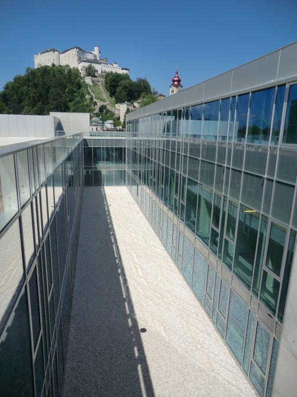 Universität Salzburg: Fakultät für Kultur- und Gesellschaftswissenschaften Fenster