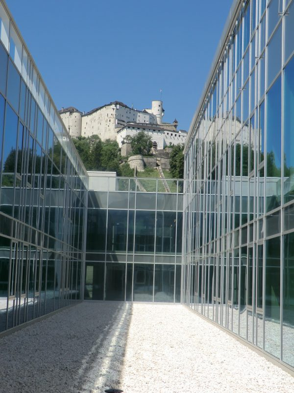 Universität Salzburg: Fakultät für Kultur- und Gesellschaftswissenschaften Fensteransicht