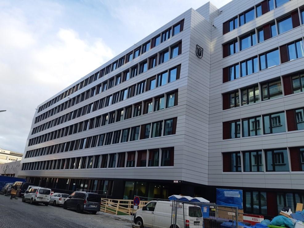 Fassadenansicht Denisstraße